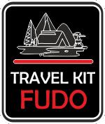 Туристическое снаряжения Fudo Travel Kit